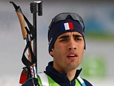 Мужская сборная Франции выиграла эстафету Антхольца!