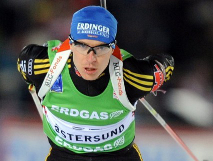Андреас Бирнбахер выигрывает пасьют 17 декабря 2011