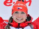 Габриэла Соукалова выигрывает свою вторую гонку в карьере!