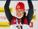 Ульяна Кайшева выигрывает индивидуальную гонку ЮЧМ-2013