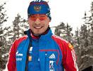 Антон Шипулин добывает свою третью в карьере победу!