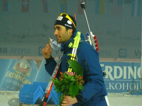 Мартен Фуркад на ЧМ-2013