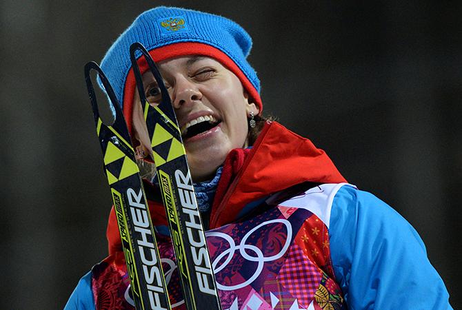 Олимпиада 2014. Биатлон. Женщины. Спринт