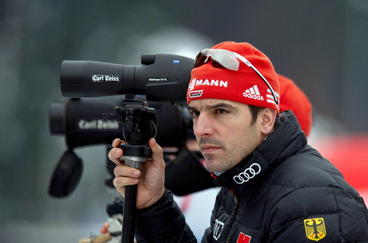 2013 Biathlon World Cup in Ruhpolding