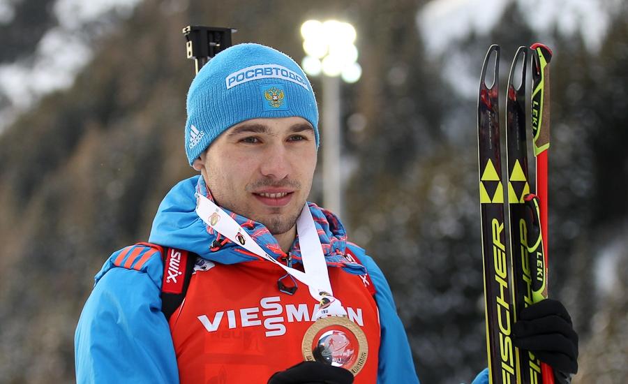 Биатлон: Антон Шипулин, последние новости сегодня