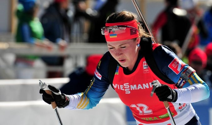Biathlon World Cup in Pokljuka