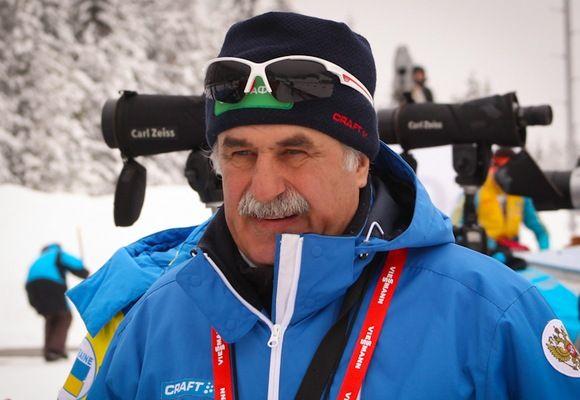 Определен состав сборной Российской Федерации побиатлону начемпионат мира