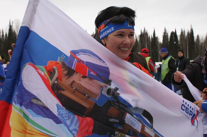 Состояние угодившей вДТП олимпийской чемпионки Ольги Медведцевой улучшилось