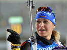 Магдалена Нойнер выигрывает спринт в Холменколлене