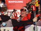 Норвежцы - чемпионы мира 2012 года в эстафете