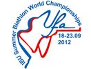 Летний Чемпионат Мира по биатлону 2012 в Уфе