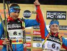 Шипулин и Юрлова выигрывают Рождественскую гонку!