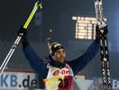 Мартен Фуркад - абсолютный победитель спринта в Хантах!