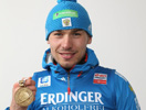 Антон Шипулин выигрывает бронзу Чемпионата Мира 2013