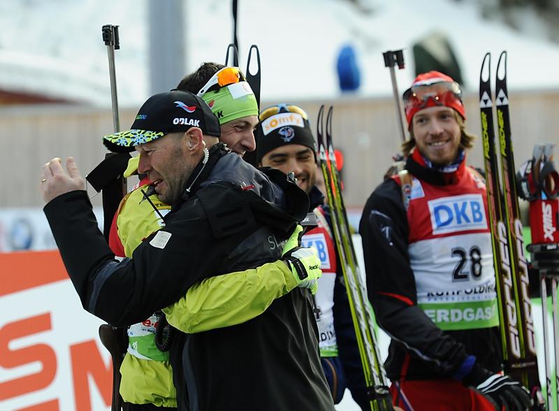 06.03.2012: IBU WELTMEISTERSCHAFTEN BIATHLON 2012 - 20 km Einzel Maenner