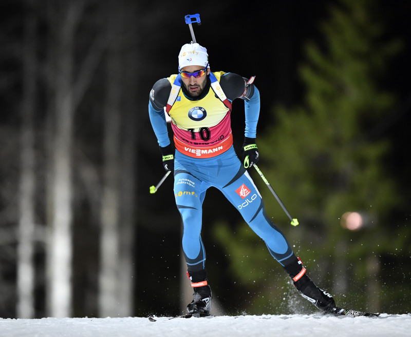 IBU Biathlon World Cup in Ostersund